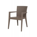 Trolley for carrying catering chairs 80279