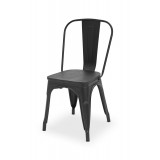 Conference chair ISO 24HBL-U black